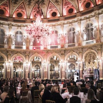 'The Next Gen' thema van  11de Leaders Meeting Paris.