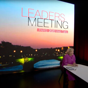 Leaders Meeting Paris
